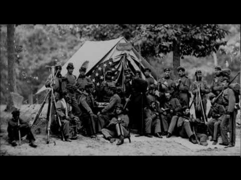 American Civil War Music (Union) - The Battle Cry of Freedom