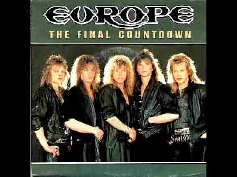 Европа - The Final Countdown.mp3
