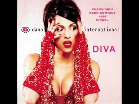 Dana International - Viva la Diva (минус)
