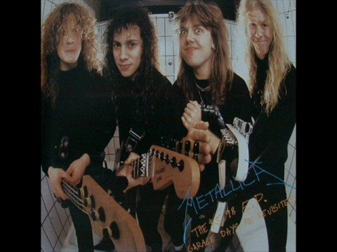 Metallica - Last Caress - Green Hell