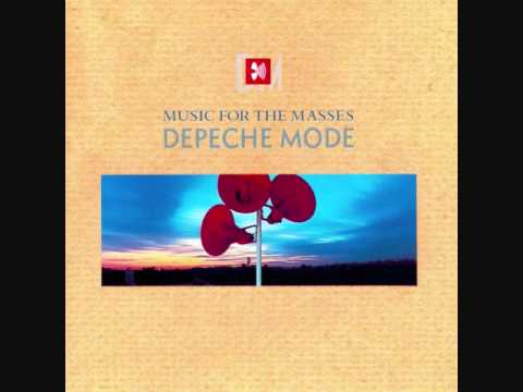 Depeche Mode - Behind The Wheel (Music For The Masses)