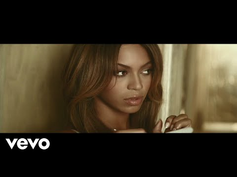 Beyonce - to the left