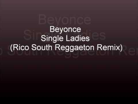Beyonce - All the single ladies (reggaeton rmx)