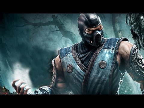 Mortal Kombat - Sub-Zero Chinese Ninja Warrior