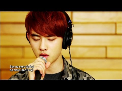 EXO-K - Baby Don't Cry