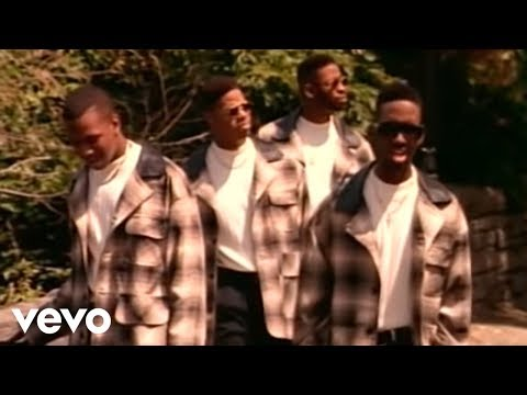 Boys II Men - To the End of the Road