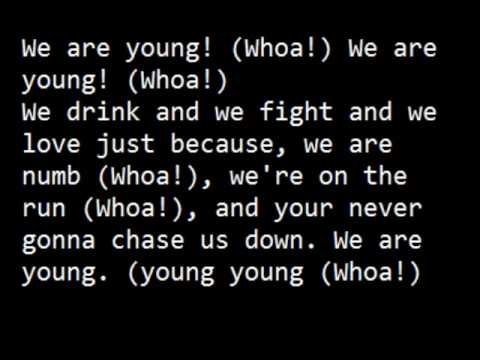 OH!3 - We Are Young