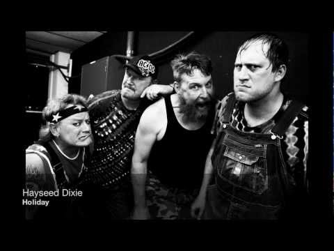 Hayseed Dixie - Holiday (Green Day cover)