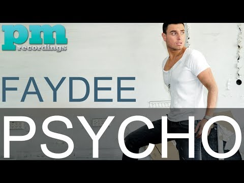 (Audition 2) Faydee - Psycho (Radio Edit)