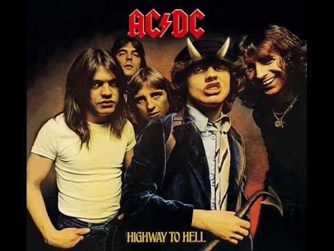 AC/DC - Touch Too Much (Highway to Hell)