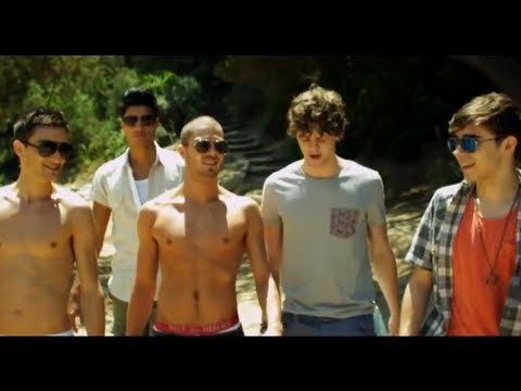 The Wanted - (I'm Glad You Came)