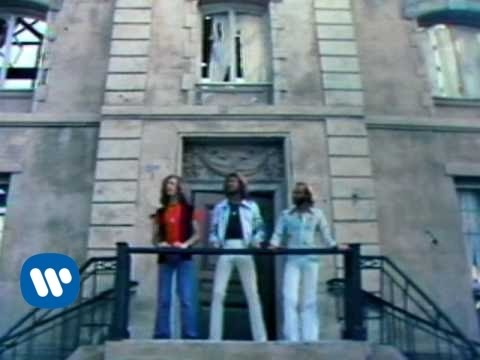 The Bee Gees - Stayin' Alive / 1977