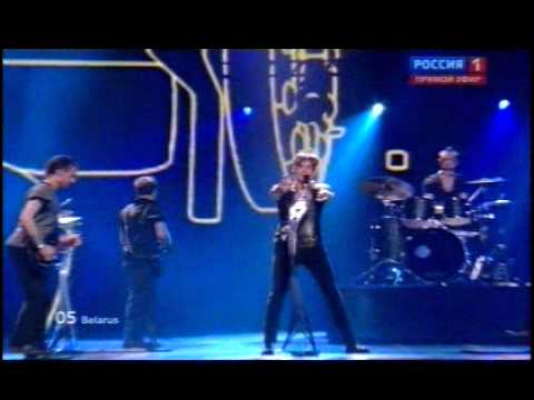 (Евровидение 2012) Litesound - We Are The Heroes (Беларусь)