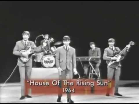 The Animals - House Of The Rising Sun (Ритм-энд-блюз и блюз-рок)