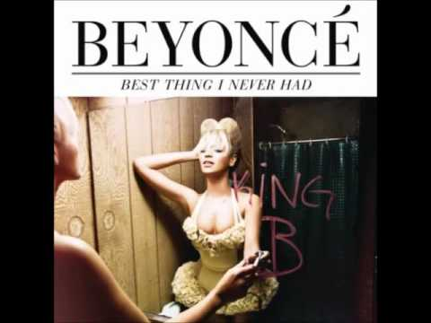 Beyonce - Best Thing I Never Had (Acapella)
