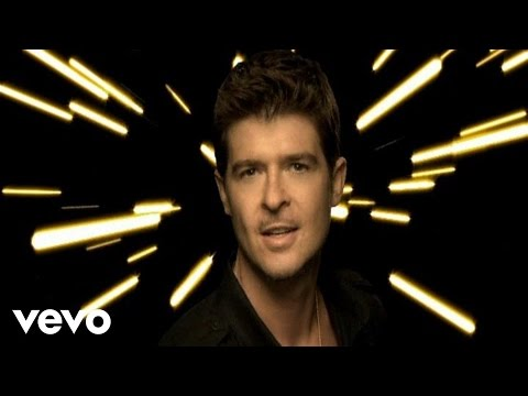 Robin Thicke - We got that magic