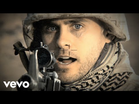 Seconds To Mars - This Is War