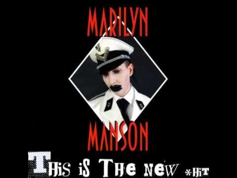 Marilyn Manson - This Is The New Shit (Acapella)