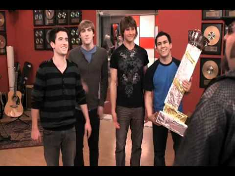 Big Time Rush - Beautiful Christmas (из сериала Биг тайм Раш)