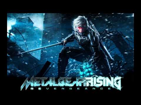 Metal Gear Rising - A Stranger I Remain