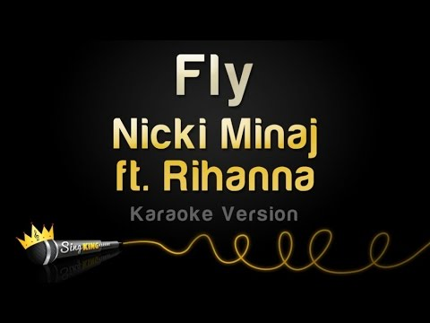 Nicki Minaj ft Rihanna - Fly (Instrumental)