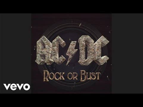 AC/DC - Rock or Bust Instrumental Version (With backing vocals)