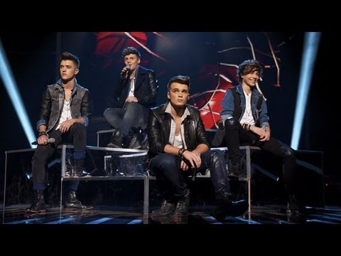 Union J - When loves takes over